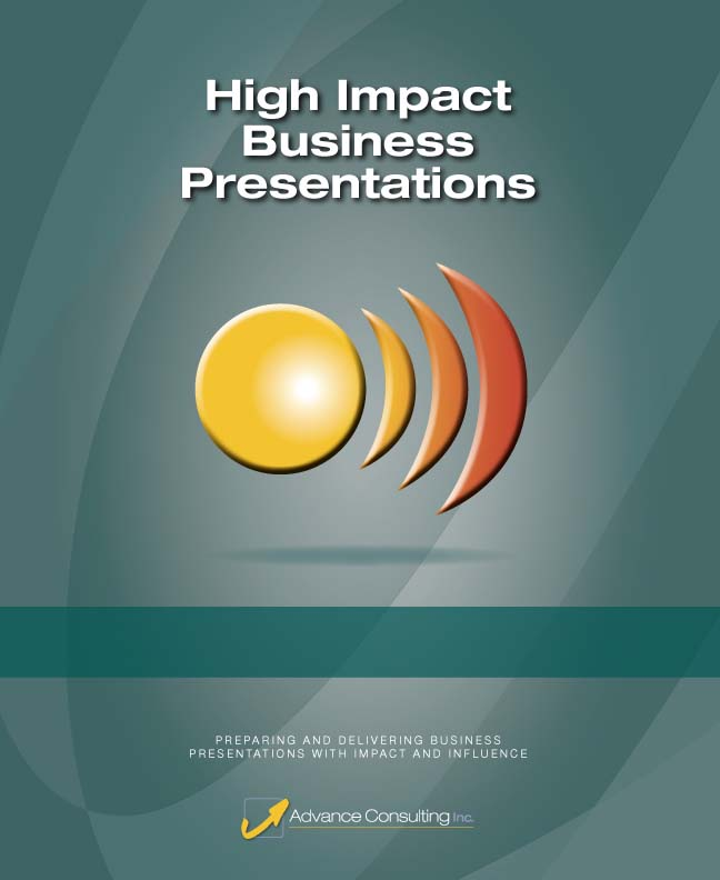 High Impact Business Presentations