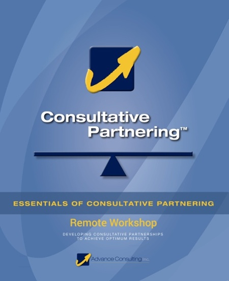 Essentials of Consultative Partnering Remote Workshop