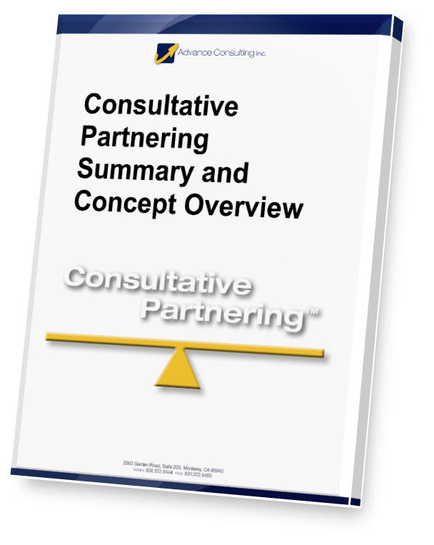 Consultative Partnering Summary and Concept Overview Download