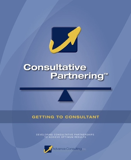 Getting to Consultant